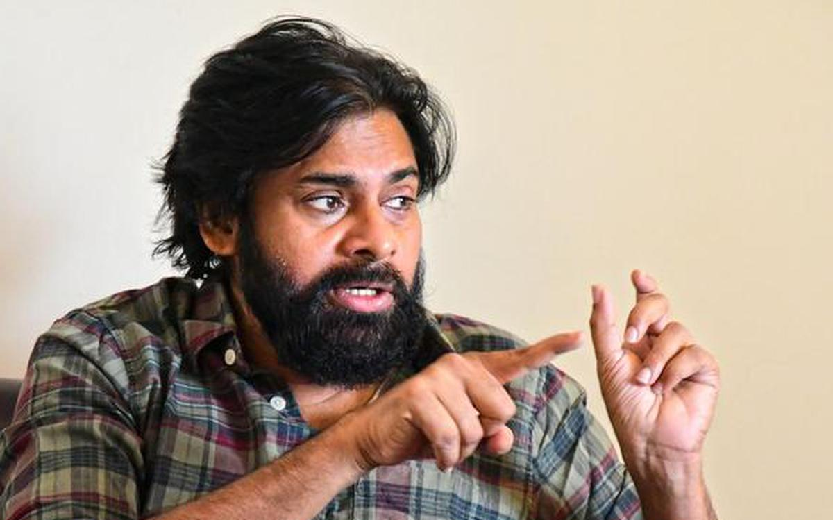 Pawan Kalyan To Star In Telugu Remake Of Pink The Hindu Pawan kalyan is often compared to aamir khan in bollywood as he is extremely well read and a thinking actor who is a multi talented technician too. pawan kalyan to star in telugu remake