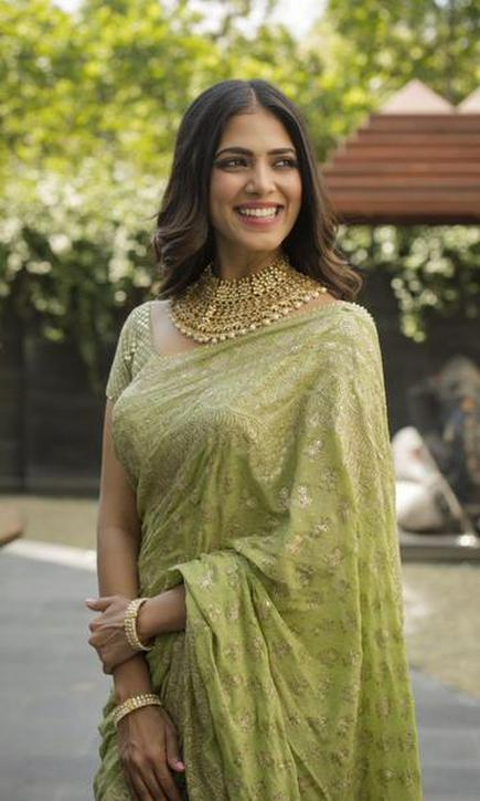 Malavika Mohanan on films, fandom, and being almost-famous - The Hindu