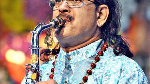 Kadri Gopalnath, the saxophone legend