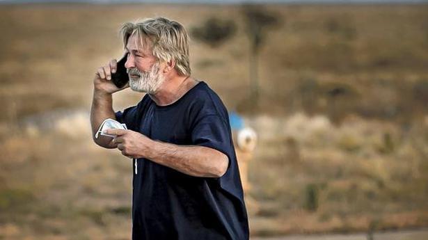 Prop gun in Alec Baldwin accidental movie set shooting had live rounds: police