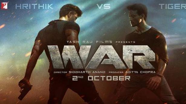 Hrithik Roshan, Tiger Shroff's next titled 'War'