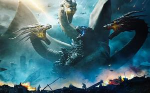 'Godzilla: King of the Monsters' movie review: Monster mash to the max