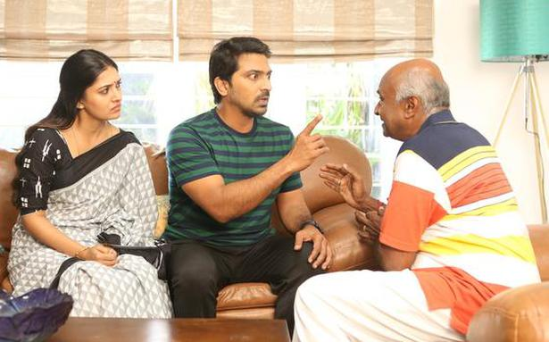 'Malaysia to Amnesia' movie review: A dull comedy in which MS Bhaskar shines