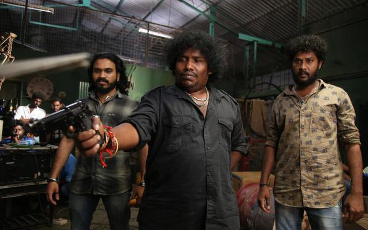 Zombie' review: Assault on the senses - The Hindu