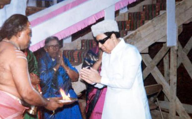 Why MGR loved Coimbatore