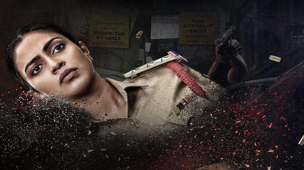Amala Paul headlines Telugu net collection directed by Pawan Kumar
