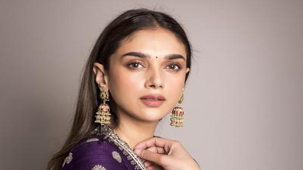 Aditi Rao Hydari: 'Maha Samudram' is an unapologetic mainstream film