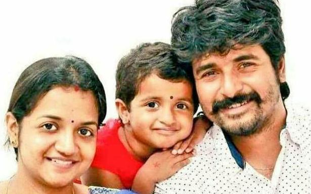 Sivakarthikeyan and his wife Aarthi become parents to baby boy