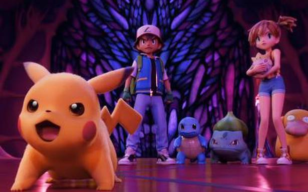 Netflix Is Releasing A New Cgi Pokemon Movie In February The Hindu