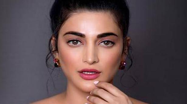 Shruti Haasan joins Prabhas-starrer 'Salaar'