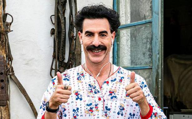 'Borat Subsequent Moviefilm' review: Sacha Baron Cohen's back to raise hell