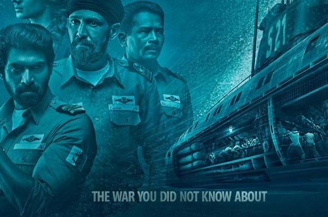 Download Film The Ghazi Attack Movie