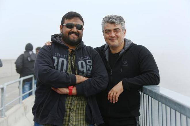 Image result for ajith and siva