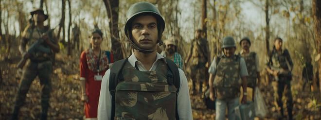 "Image result for ""Newton"", starring Rajkummar Rao, may be India's official entry at Oscars 2018."