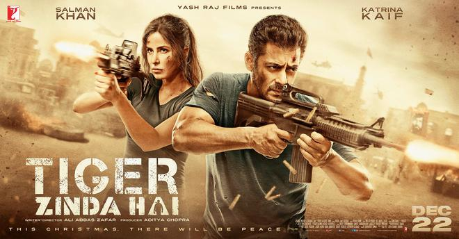 Tiger Zinda Hai (2017) DVDScr Hindi Full Movie Watch Online Free