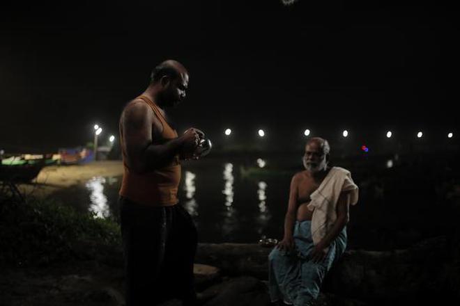Image result for e.ma yove film malayalam jose pallisseri