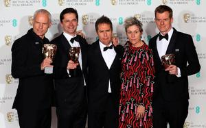 'Three Billboards' leads the pack at BAFTA awards
