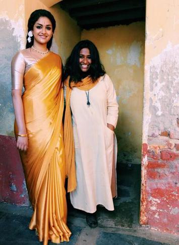 Mahanati' decodes vintage South Indian fashion - The Hindu