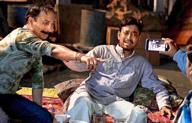 On-screen brothers in 'Hindi Medium; and 'Angrezi Medium': Deepak Dobriyal and Irrfan Khan
