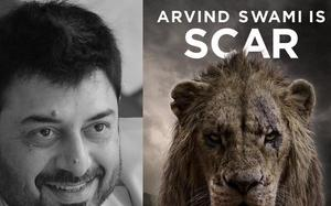 From Simba To Scar Arvind Swami S Lion King Connection The Hindu