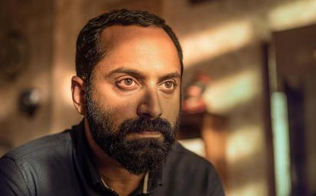 It's good when you exist only on screen: Fahadh Faasil