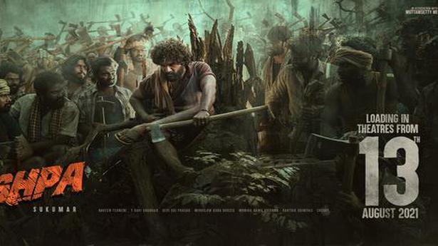 Allu Arjun's 'Pushpa' to release on August 13