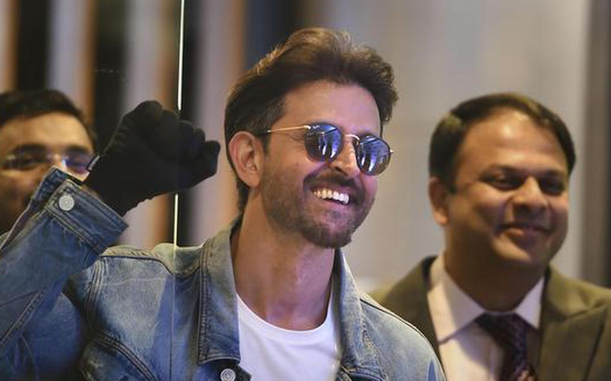 Hrithik Roshan: 'I'm looking at the entire world for a good script' - The Hindu