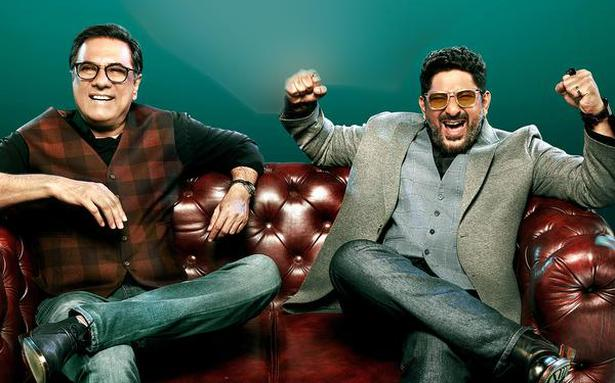 Arshad Warsi and Boman Irani on their upcoming comedy series 'LOL: Hasse Toh Phasse'