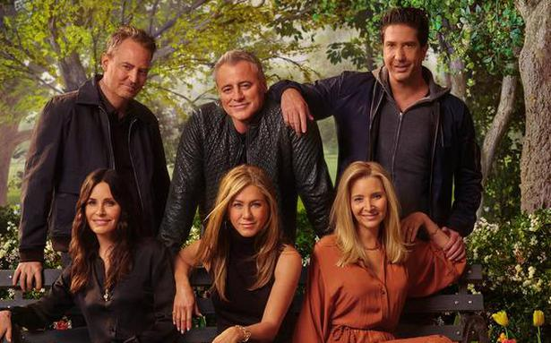 'Friends' 17 years down the line: Rachel's clothing line, Joey with a sandwich shop..