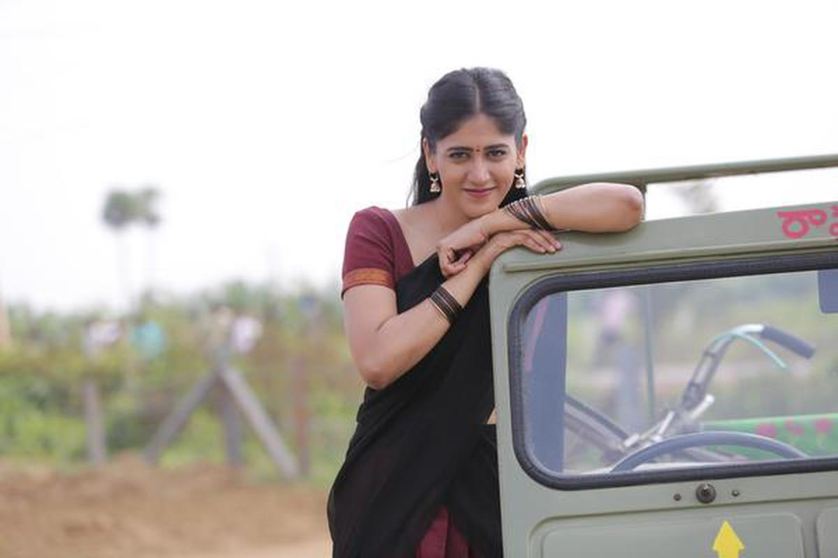 Chandini Chowdary in 'Colour Photo'