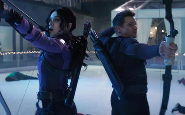 'Hawkeye' trailer: Christmas carnage with Clint Barton and Kate Bishop