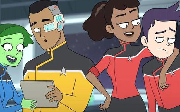 'Star Trek: Lower Decks' review: Animated comedy is a fun love letter to original classic