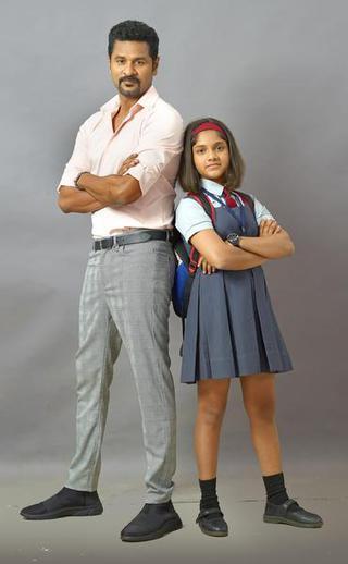 I taught Salman Tamil, says Prabhu Deva