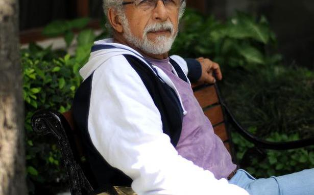 Naseeruddin Shah: 'Irrfan = thankfulness, knowledge, wisdom'