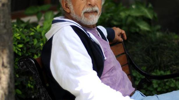 Naseeruddin Shah: 'Irrfan = thankfulness, knowledge, wisdom'