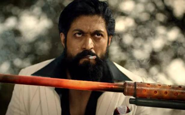 'KGF: Chapter 2' teaser: Rocky vs Adheera in a battle for the ages