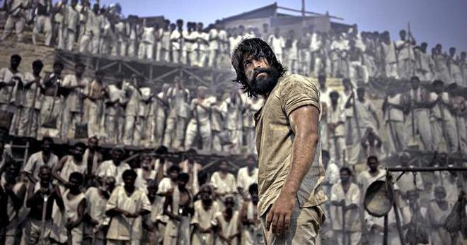 Kgf Review The Pageant Is Beautiful But Meaningless The Hindu