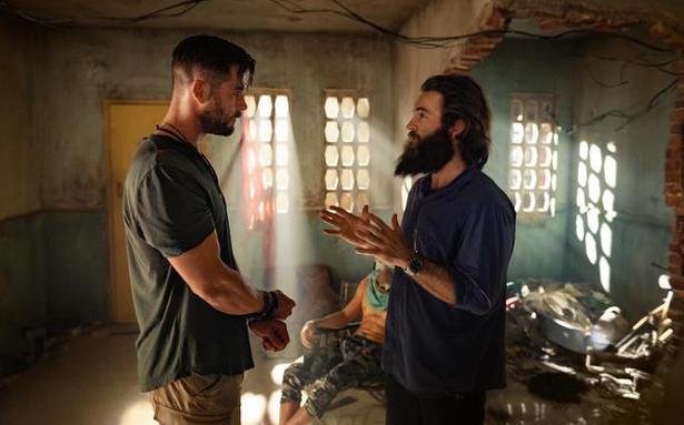 Chris Hemsworth And Sam Hargrave On Extraction This Movie Provides An Escape For People The Hindu