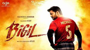 Song from Vijay's 'Bigil' leaked online