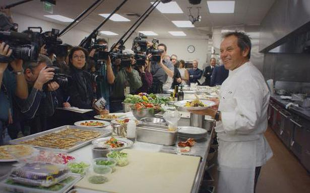 'Wolfgang' movie review: The making of a celebrity chef