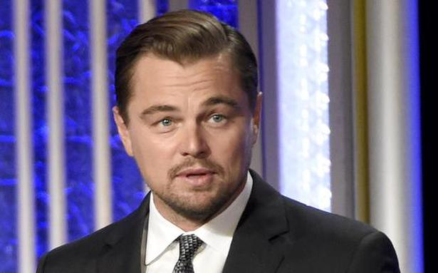 Leonardo DiCaprio signs film and TV deal with Apple