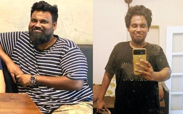 'Removing food delivery apps helped with my weight loss': Simon K King