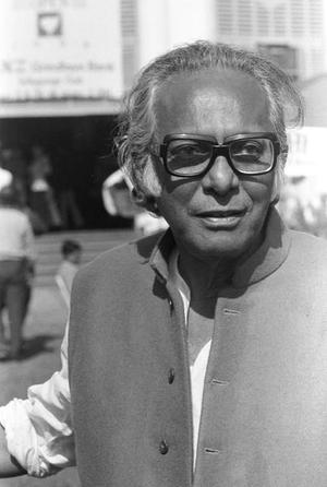 Film director Mrinal Sen.