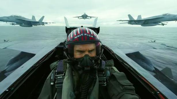 Tom Cruise surprises Comic-Con fans with 'Top Gun: Maverick' trailer