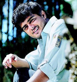 Ajith Kumar in the film 'Dheena'