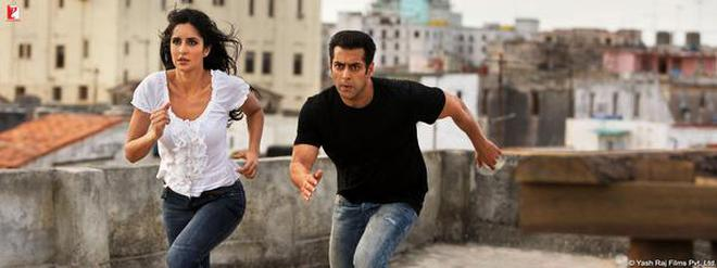Still from Ek Tha Tiger.