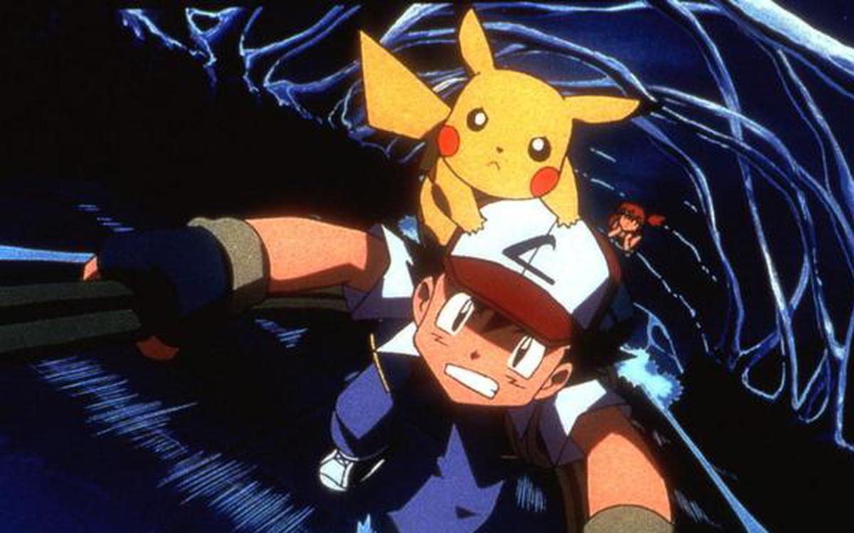 pokemon the first movie 1998 facebook