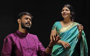 Music video 'Tranquillity' fuses the Hindustani and the Carnatic through two Swathi Thirunal kritis
