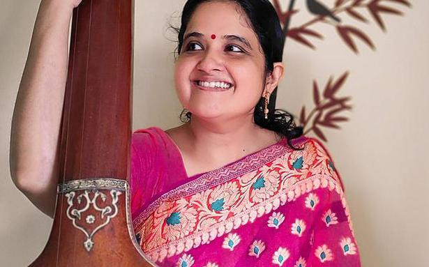 Carnatic vocalist Renuka Arun's music videos highlight contemporary issues concerning women