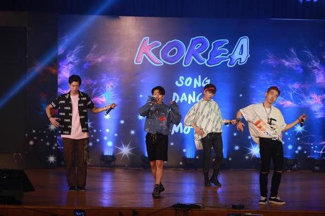 A packed house for K-pop World Festival in Chennai - The Hindu